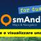 Importare una traccia per visualizzarla su OsmAnd